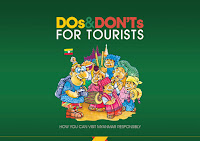 Dos & Don'ts for tourists