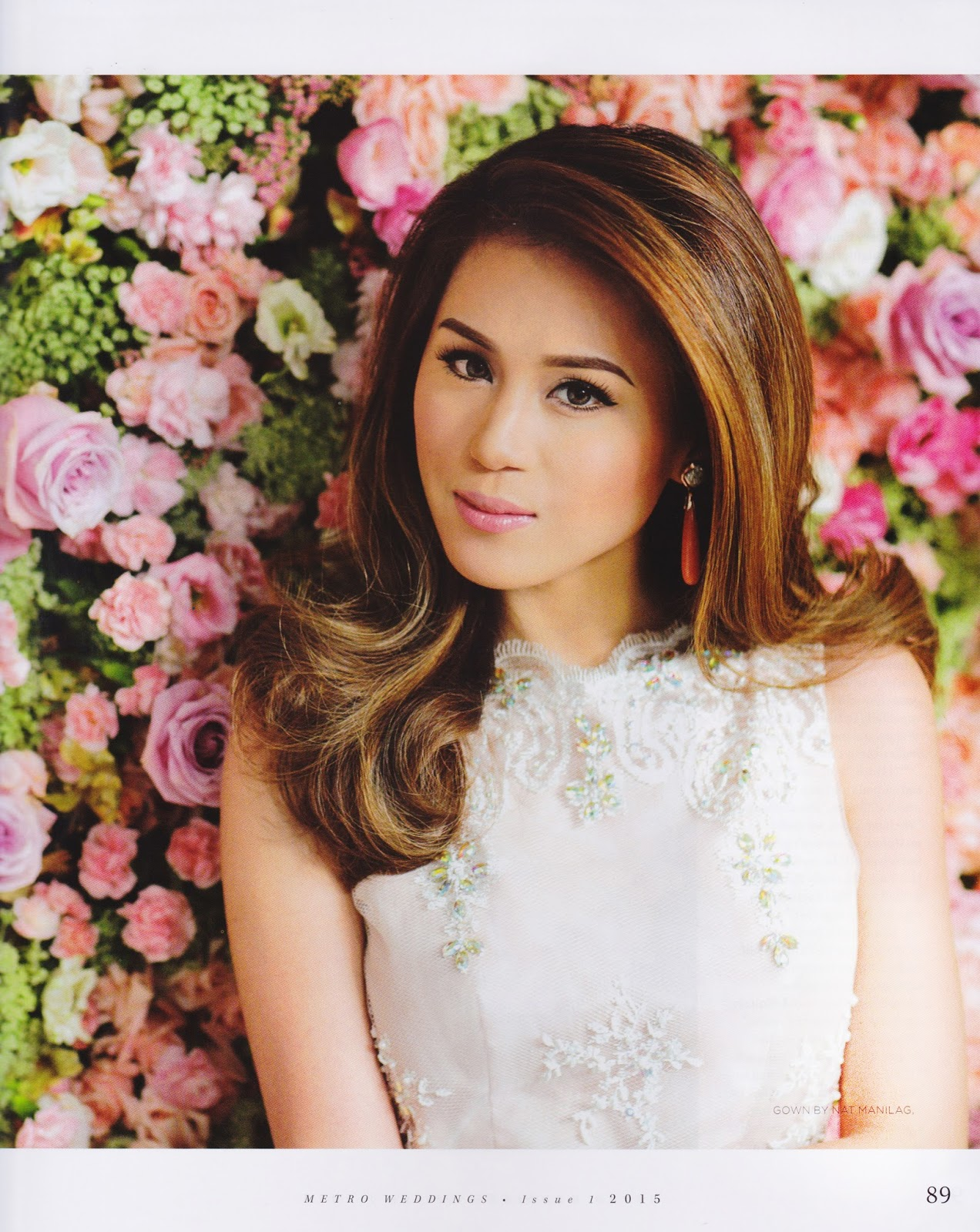Toni Gonzaga Soriano By Pat Dy For Metro Weddings No 1