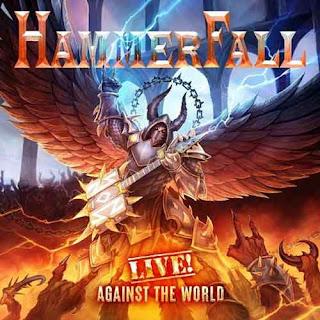 """Ο δίσκος των HammerFall """"Live! Against the World"""""""