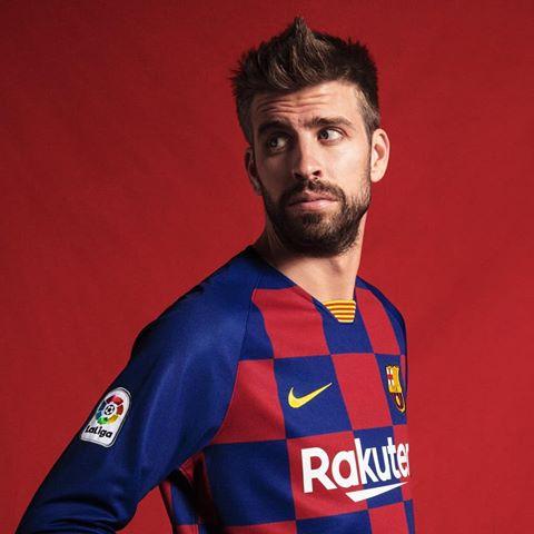 FC Barcelona Show Off Their Kits For 2019-20 Season (See Photos)