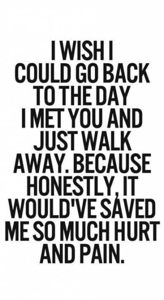 20 Heart Touching Love Failure Quotes | Break Up Quotes For Broken Heart
