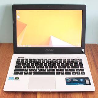 Laptop Asus A45V Bekas