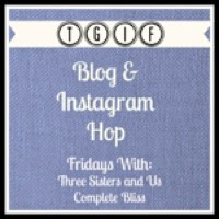 TGIF Blog & Instagram Hop