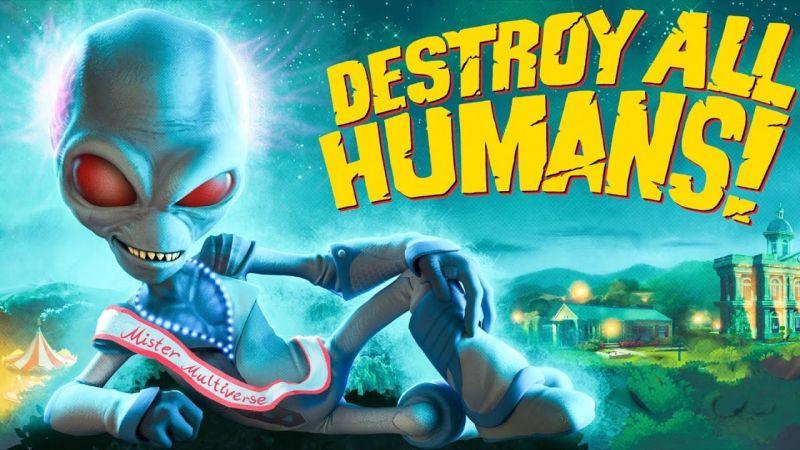 Destroy All Humans REMAKE - REMASTERED