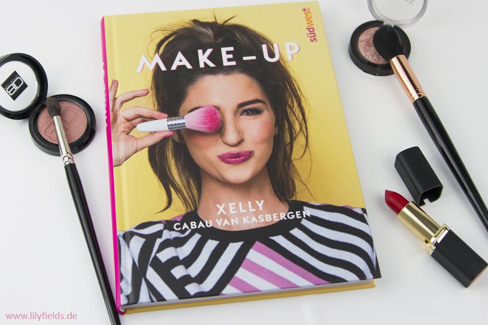 Buchvorstellung - Make--up von Xelly Cabau Van Kasbergen