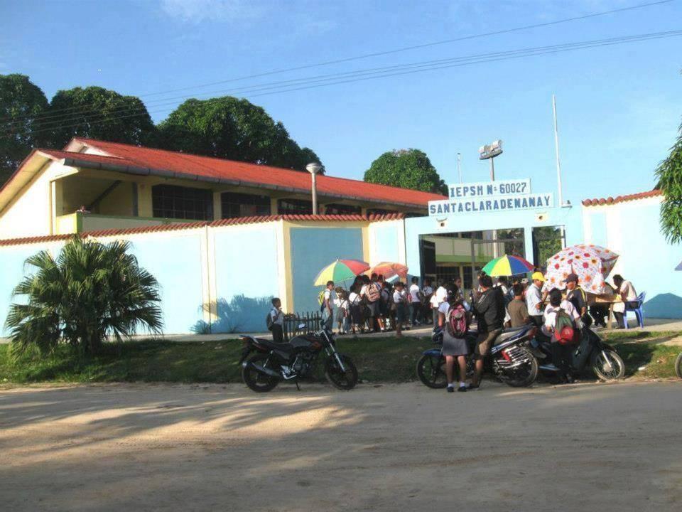 Escuela 60027 - Santa Clara de Nanay