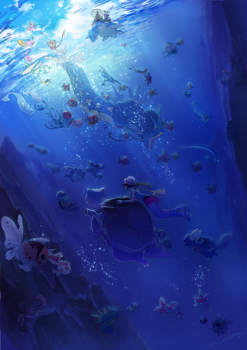 Background Pokemon Full HD - Collection - BlogFanArt