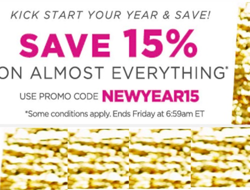 The Shopping Channel 15% Off Almost Everything Kick Start Your New Year