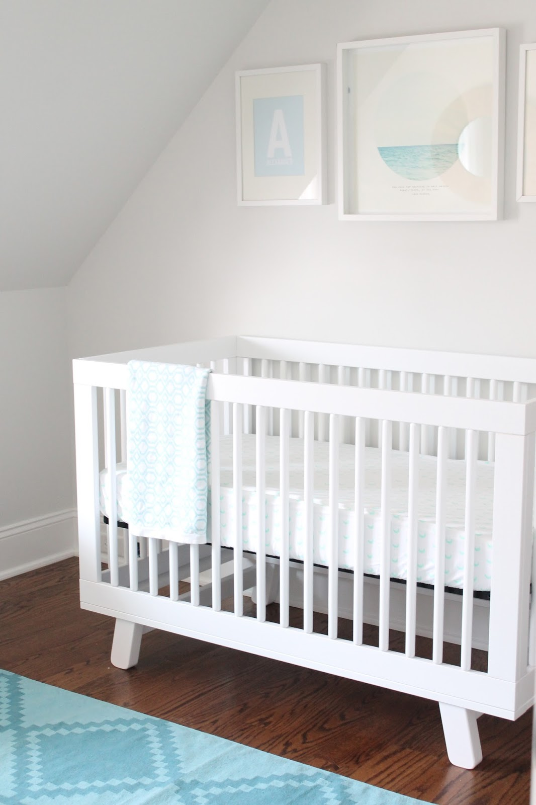 Here S A Look Around This Beautiful Nursery That Was Collaborative And Fun Project The Whole Family Took Part In Source List For Almost Everything At
