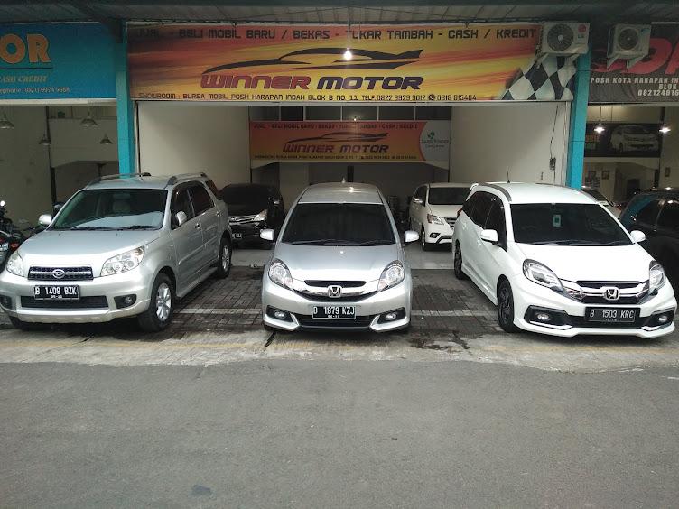 Showroom Mobil Bekas Harapan Indah Bekasi