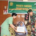 Bakti Sosial Danbrigif Mekanis Raider 6 Kostrad Untuk Wilayah Binaan