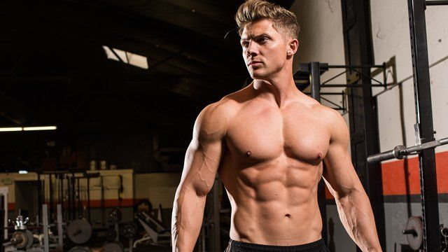 Steve cook gym workout routine