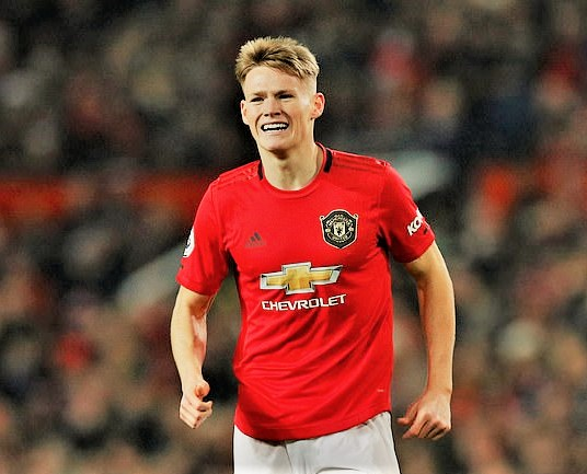 EPL: Solksjaer Gives Fresh Update On McTominay Injury