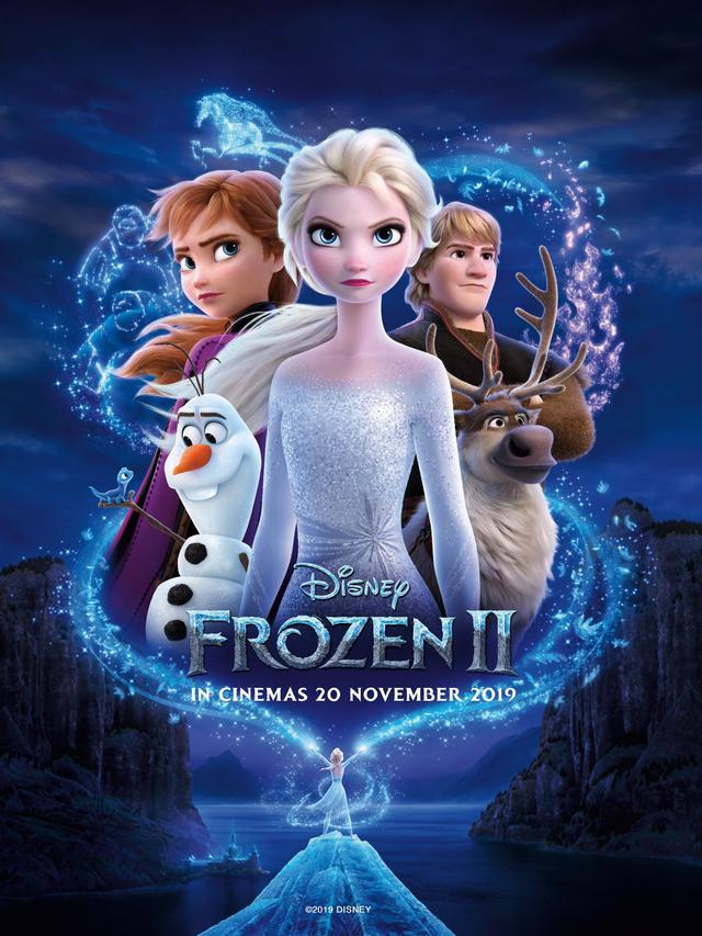 Download Dan Nonton Film Frozen 2 Full Movie HD sub Indo Terbaru 2019