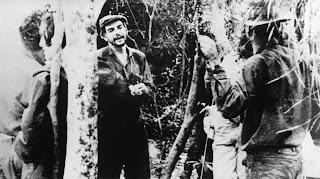 he Guevara, um dos líderes da Revolução Cubana (Foto: Divulgação/Curta!On)
