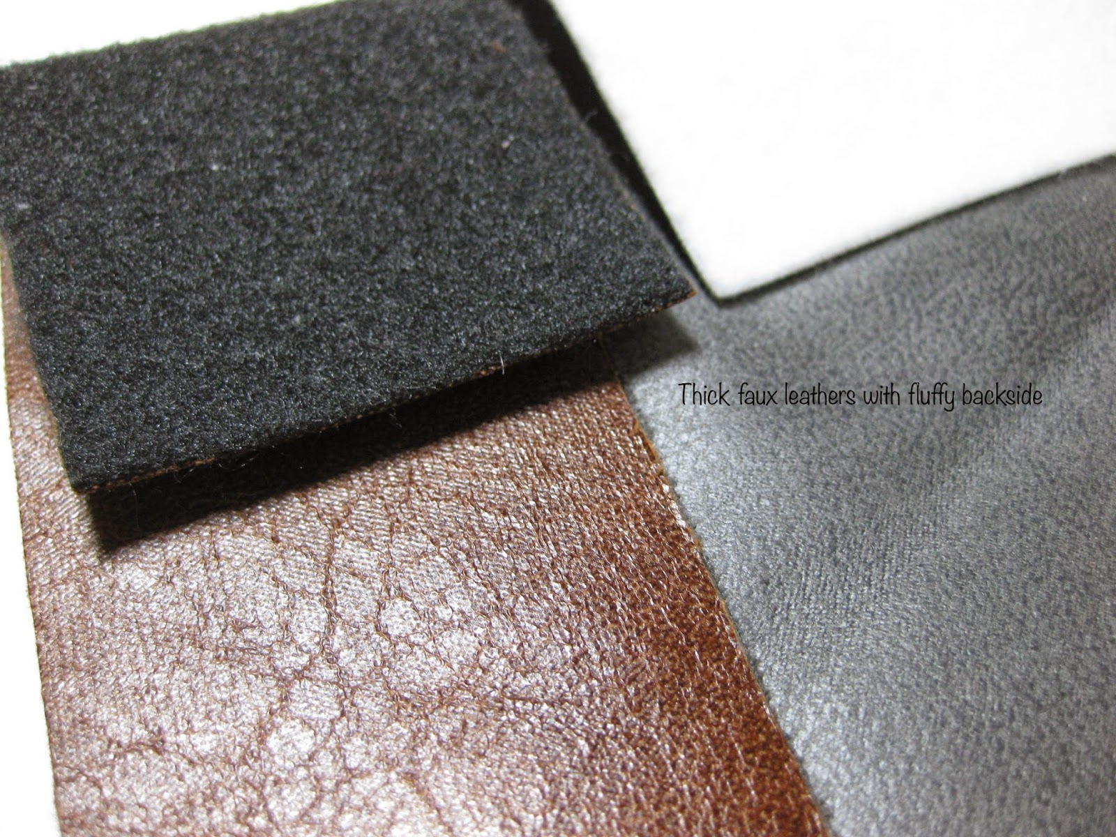 What is eco-leather Im in the same room trying to explain that its much better than ordinary skin Is it true