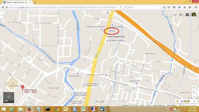 Kantor Cabang BNI - Jambu Dua, Bogor