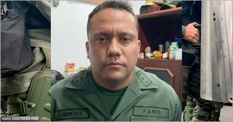 Un capitán de la GNB y 17 funcionarios detenidos por robar armas para matar a Maduro
