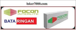 Lowongan Kerja Semarang PT Focon Interlite Terbaru Posisi Operator Forklift 2019