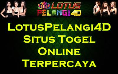 LotusPelangi4D Situs Togel Online Terpercaya