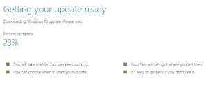 Cara Mudah Update Windows 10