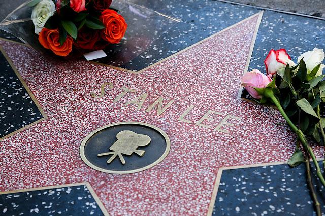 5 things YOU MUST know Stan Lee, Stan Lee Marvel, Walk of Frame