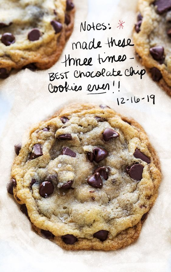 Best chocolate chip cookies ever recipe easy
