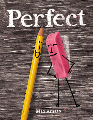 Book cover for Perfect by Max Amato