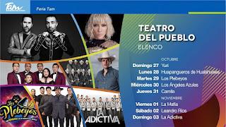 feria tamaulipas teatro del pueblo