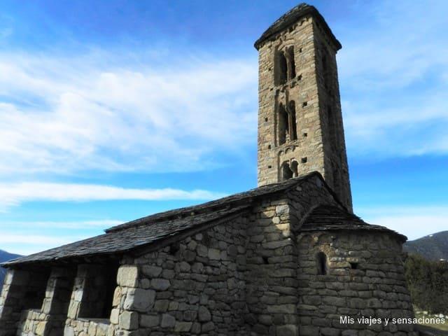 Iglesia de Sant Miquel d'engolasters, Andorra