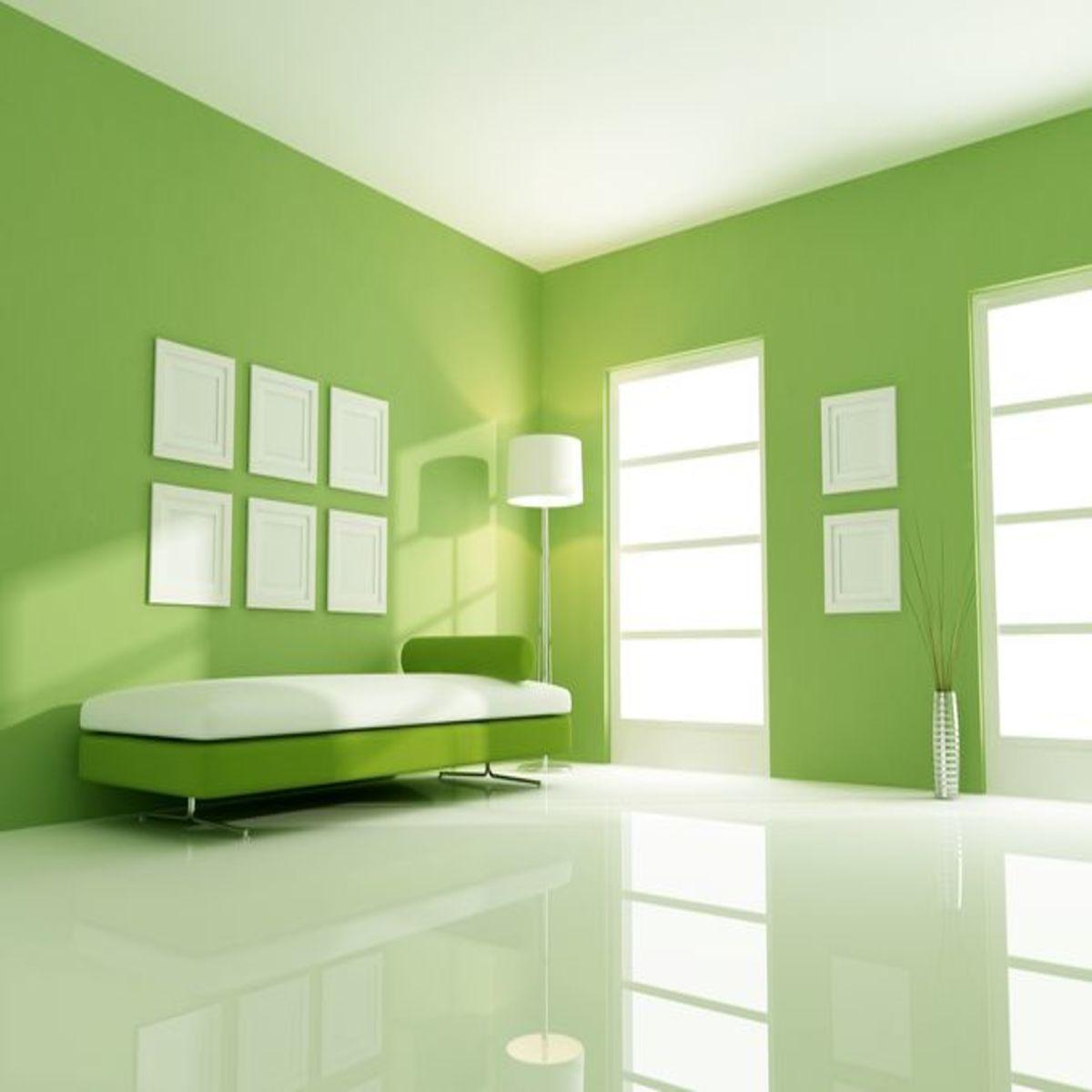 Warna Granit Ruang Tamu Terbaik Sebagai Pilihan