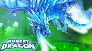تحميل لعبة Hungry dragon للأندرويد