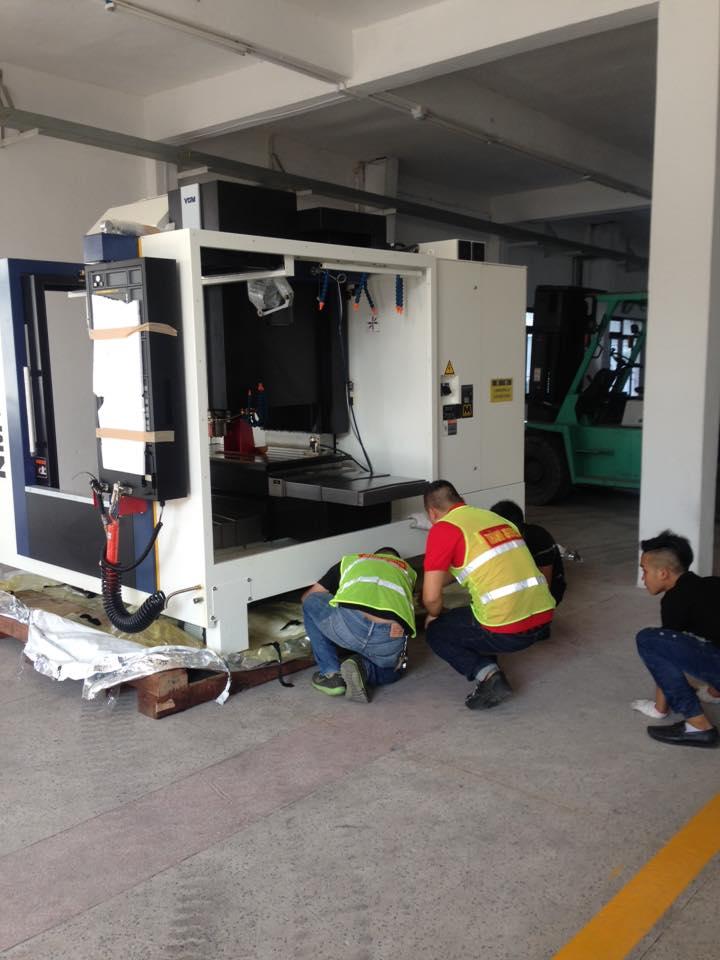 Cho thuê xe nâng Hải Phòng, cho thuê xe cẩu Hải Phòng