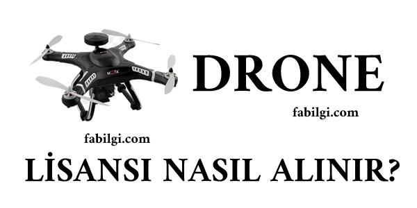 Drone Lisansı Nasıl Alınır? İHA 0 ve İHA 1 Pilotluk Alma 2021