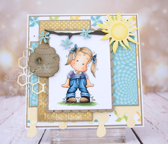 Heather's Hobbie Haven - Farmer Tilda Card Kit