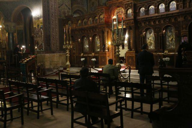 Θεσπρωτία: Περιορισμένοι οι πιστοί στις εκκλησίες της Θεσπρωτίας...