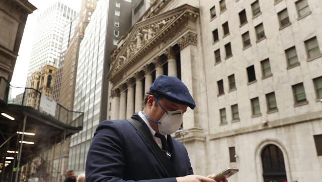 El Dow Jones cae más de 300 puntos tras la publicación de los datos de desempleo en EE.UU.