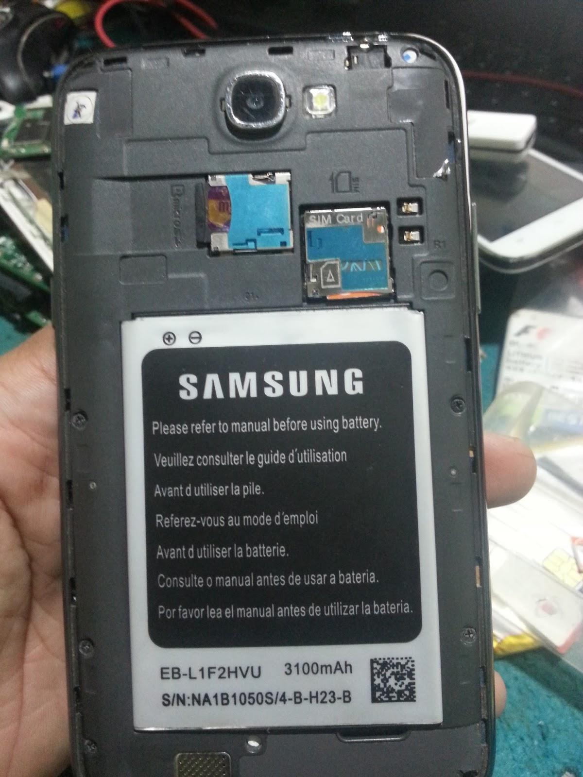Samsung galaxy note gt N7100 firmware