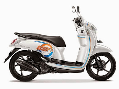 honda-scoopy-esp-capital-white