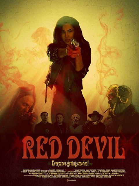 (Movie) Red Devil (2019) - Mp4 Download