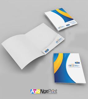 Tempat Jasa Cetak Map Folder
