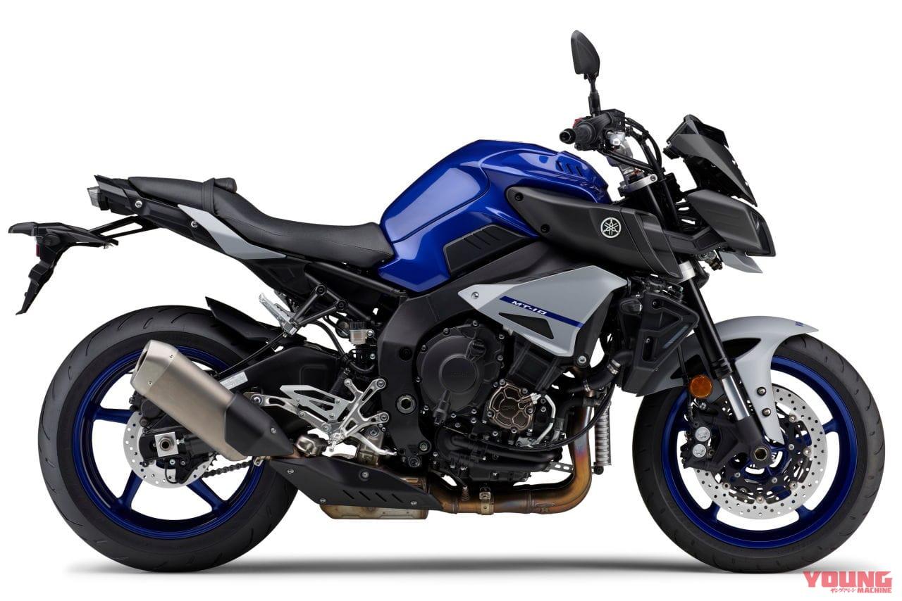 Yamaha resmi merilis New MT-10 2020, semakin bengis !