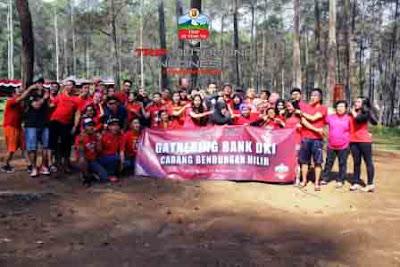 Company Gathering Seru Bersama Trip Outbound Lembang Bandung