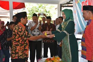 Bupati Faida Titip Program Pemkab ke RW dan RT
