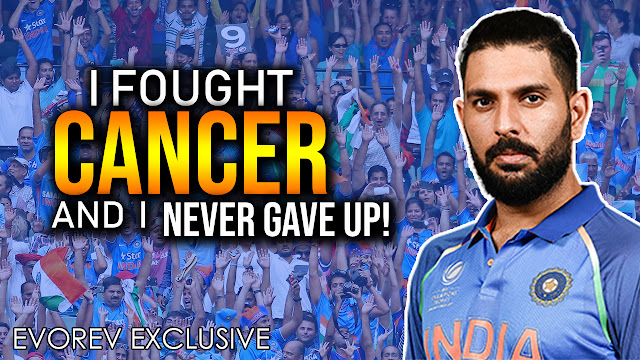Life Lessons From Yuvraj Singh