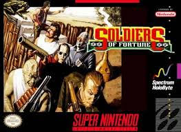 Soldiers of Fortune (BR) [ SNES ]