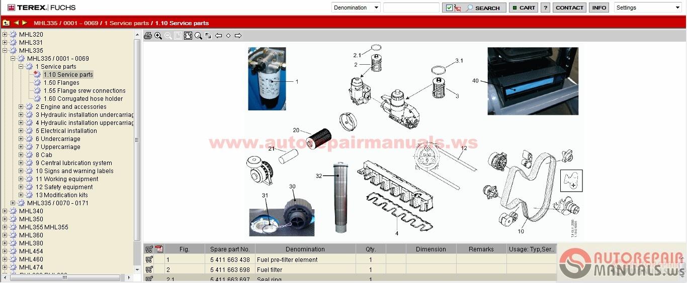 Free Auto Repair Manual   Terex