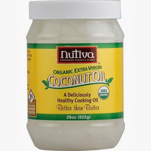 Nutiva Organic Extra Virgin Coconut Oil For Natural Hair