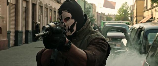 Sicario: Day of the Soldado 2018 Dual Audio Hindi 720p BluRay