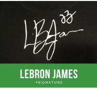 LeBron-James-Signature